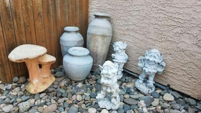Lawn figurines $25 for all