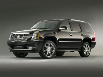 2012 Cadillac Escalade Platinum Edition (White Diamond Tricoat)