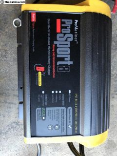 ProSport 8 Dual Bank Charger for Vanagon or Bus
