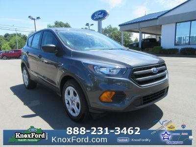 2018 Ford Escape S (Magnetic Metallic)