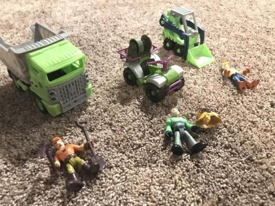 Imaginext Toys