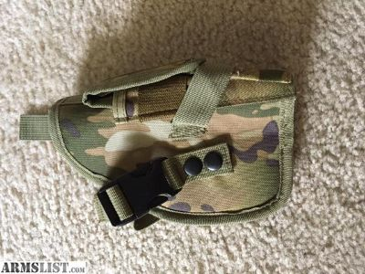 For Sale: Military style holster