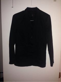 The Limited Black Blazer M