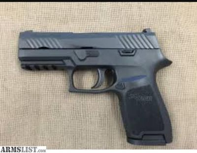 For Trade: Sig Sauer p320 compact