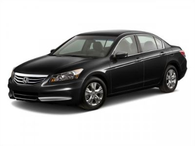 2011 Honda Accord SE (Black)