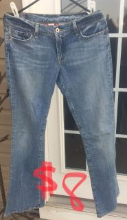 Lucky Brand Jeans size 6R & 8R