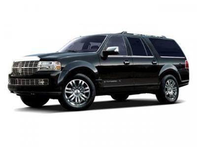 2009 Lincoln Navigator Luxury (Black)
