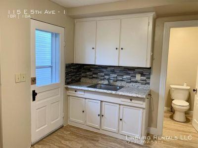Apartment Rental - 115 E 5th Ave