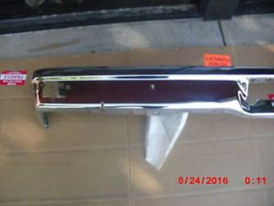 Purchase 1973 GALAXIE/LTD NOS Rear CHROME Bumper-D3AZ-17906-A motorcycle in San Jose, California, United States, for US $325.00