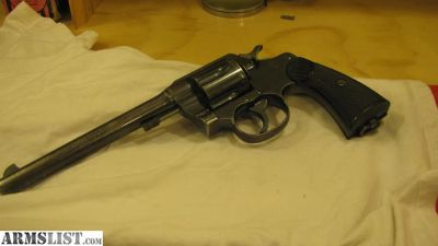 For Sale: Colt New Service 45LC