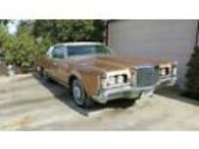 1970 Lincoln Continental Mark III 1970 Lincoln Continental Mark III 2 Door Coupe