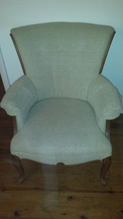 $200, Antique Sitting Chairs - Set of 2