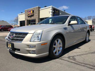 2008 Cadillac STS V8 (Gold Mist)
