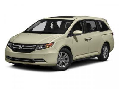 2015 Honda Odyssey EX-L w/DVD (White)
