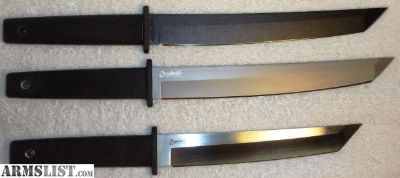 For Sale/Trade: Cold Steel Oyabun complete Knife Set