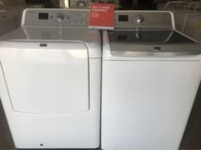 Name brand washer and dryer sets
