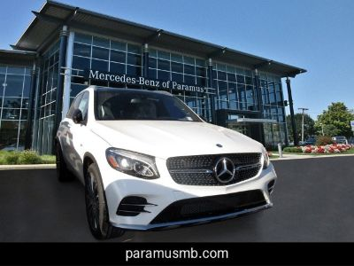 2019 Mercedes-Benz GLC (Polar White)