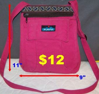 Kavu Keeper Bag In New Condition