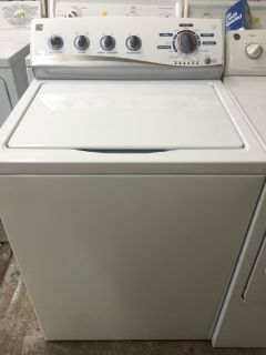 Kenmore HE Washer in White
