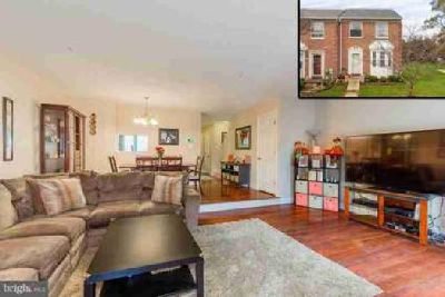 546 Doefield CT Abingdon Four BR, Beautiful brick EOG town home