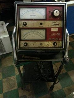 Sun vat-40 test Equipment
