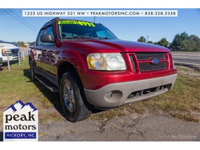 2003 Ford Explorer Sport Trac XLS (Red)