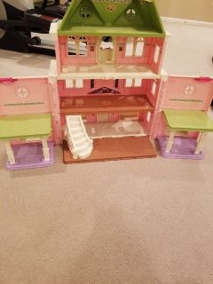 Fischer Price Doll House