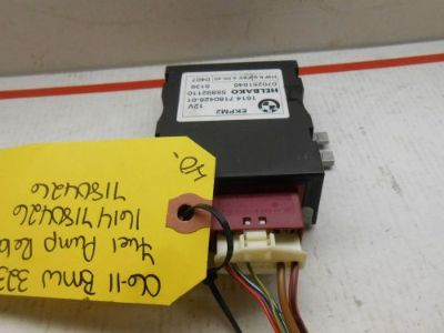 Buy 06-11 BMW 323i fuel pump relay 16147180426 7180426 PH0105 motorcycle in Monroe, Georgia, United States, for US $40.00