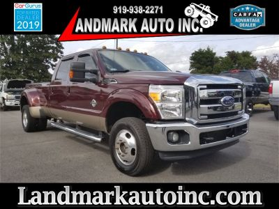 2011 Ford RSX King Ranch (RED)