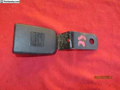 vanagon seat belt receiver #23