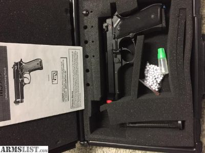 For Sale: KWA M9 PTP Gas blowback
