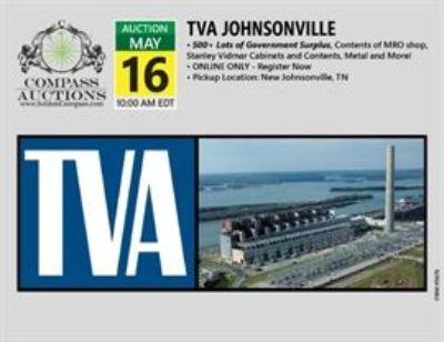 TVA Johnsonville Government Surplus
