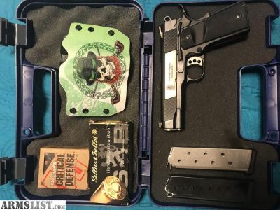 For Sale: SW1911PD