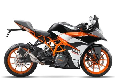 2017 KTM RC 390 Supersport Motorcycles Pelham, AL