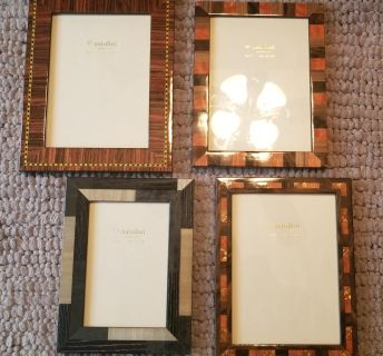 Set of 4 Picture Frames NEW