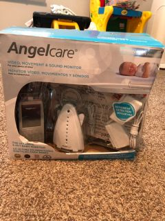 NEW Angelcare baby monitor