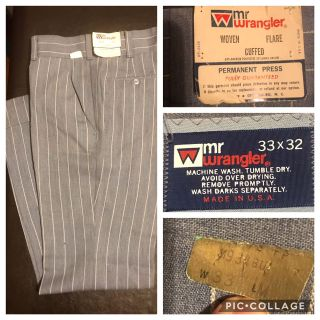 Vintage Mr. Wrangler Trousers