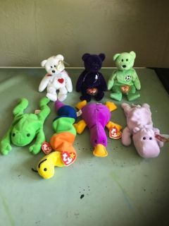 Early Beanie Babies
