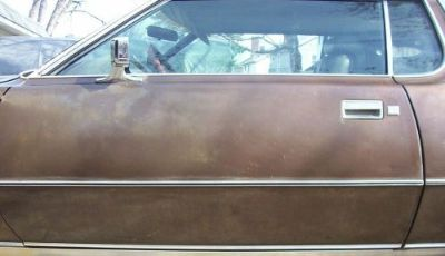 Sell 1973 lincoln Mark iv- Left door - used- rust free- RARE motorcycle in Cleveland, Ohio, United States, for US $650.00