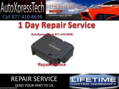 Sell Volvo S60 ABS Repair Anti Lock Brake Module Repair Service Rebuild 96 to 2002 motorcycle in Holbrook, Massachusetts, United States, for US $44.95