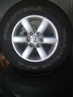 Stock RIMS ONLY