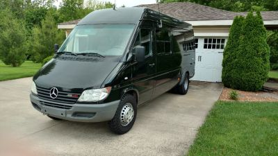 2003 Sportsmobile SPRINTER 2500
