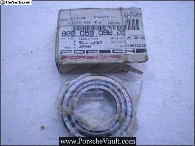 porsche 356 / 911 / 914 front wheel bearing