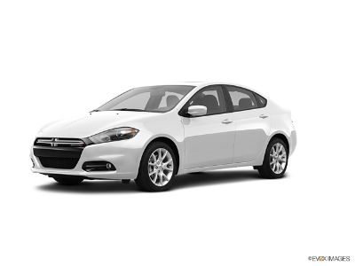 2013 Dodge Dart SXT (Bright White Clearcoat)