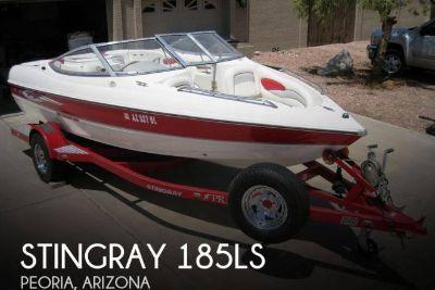 2007 Stingray 185LS