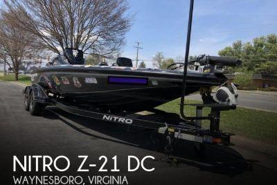 2016 Nitro Z-21 DC