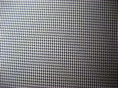 "Black White Checked 200"" x 60"" FABRIC Farm Rustic Farm House Kitchen 5.5 yds"