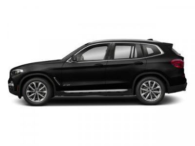 2018 BMW X3 xDrive30i (Jet Black)