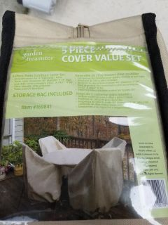 Covers for outside furniture/ patio furniture