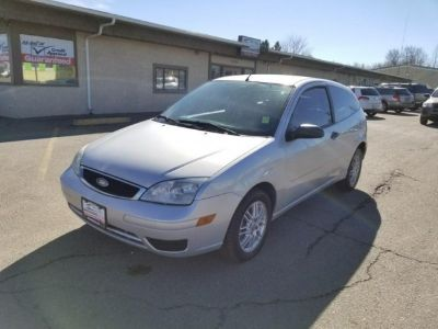 2007 FORD FOCUS ZX3